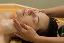 Ayurvedic Massage and Polarity Therapy